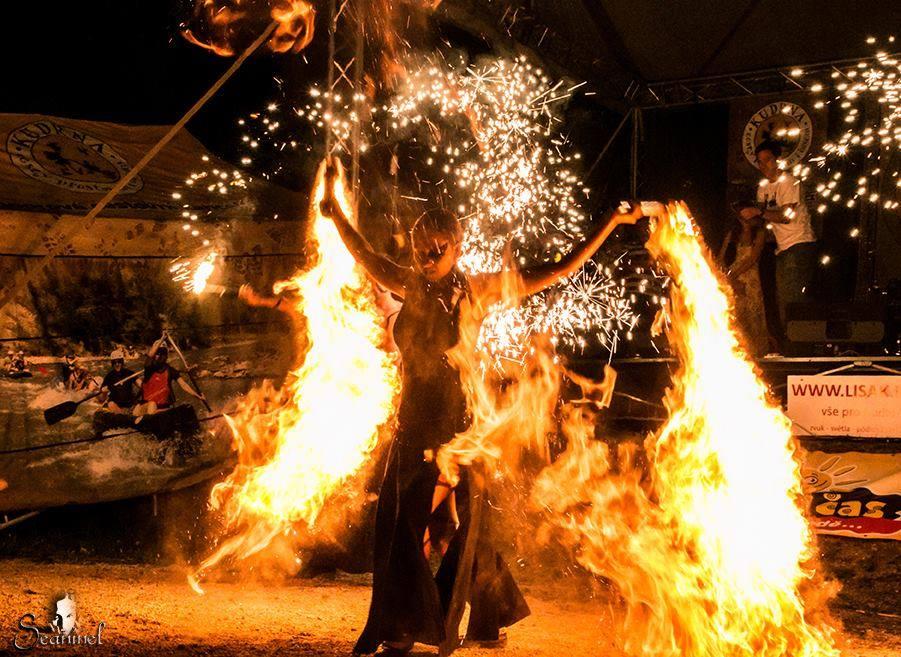 Lughnasad 2015 (Fantasy Fireshow)
